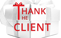 Thank The Client